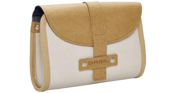 Basil Portland Fietstas beige/bruin